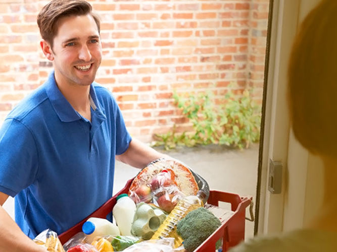 free groceries delivery